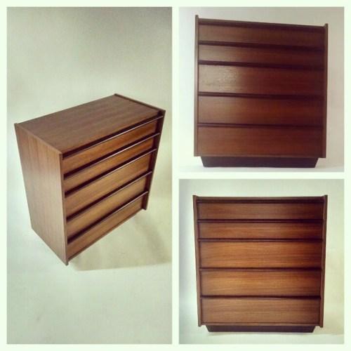 5-Drawer Gibbard Dresser