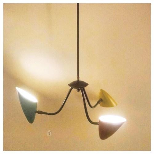 Italian Ceiling Light Fixture