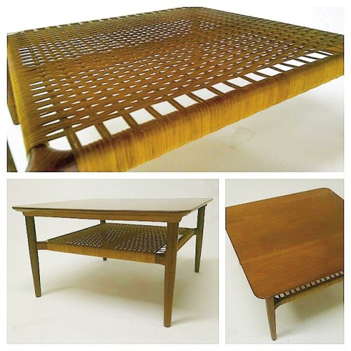 Kurt Ostervig Coffee Table