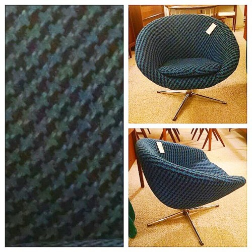 Overman Swedish Pod Chair