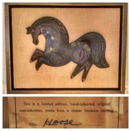 Rix Studios Horse