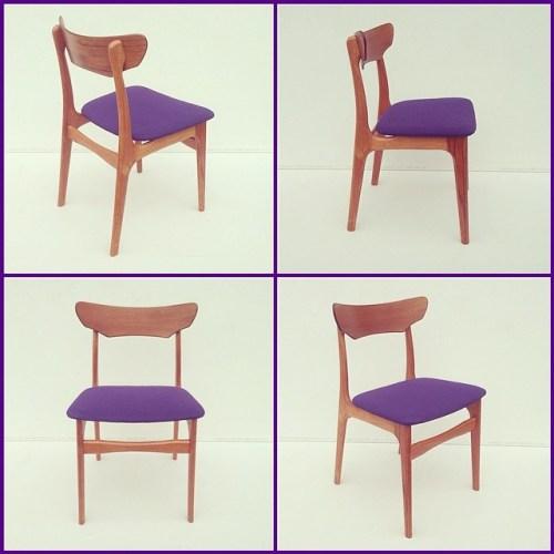 Danish Teak Dining Chair