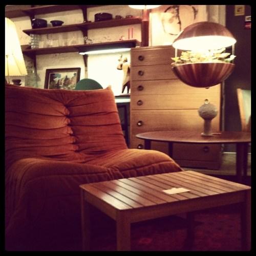 Ducaroy Togo Chair