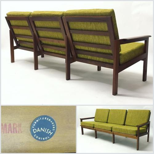 Modular Teak Sofa