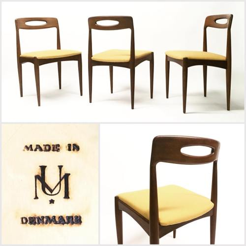 6x Andersen Dining Chairs