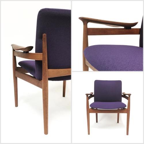 Finn Juhl Model 192 Occasional Chair