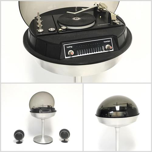 Electrohome Apollo 711 Vintage Turntable