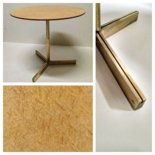 Metalsmiths Side Table