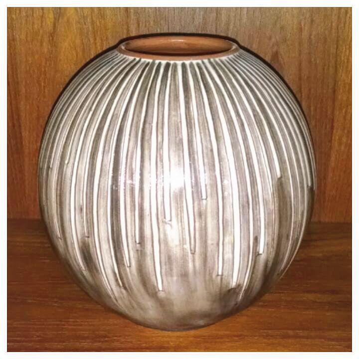 Founddesign Spherical Vase
