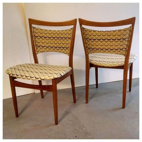 Finn Juhl Dining Chairs