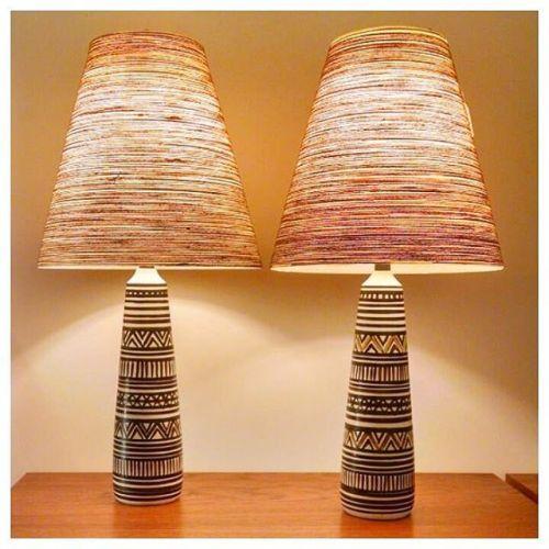 x2 Lotte Lamps