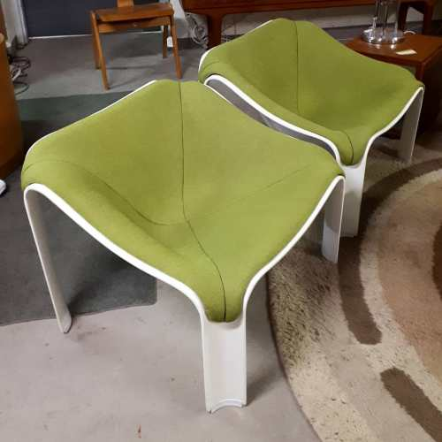 Pierre Paulin Chairs