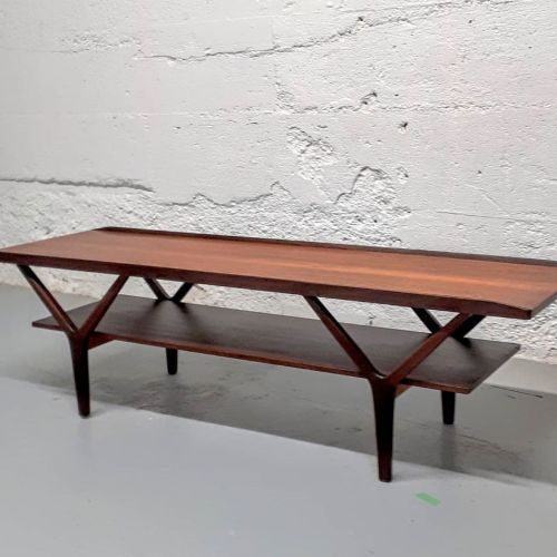 Y Leg Coffee Table