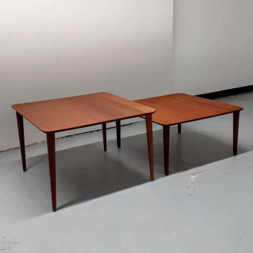Hvidt Molgaard Teak Tables