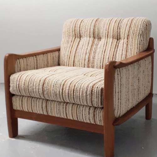 1970s Sofa and Chair