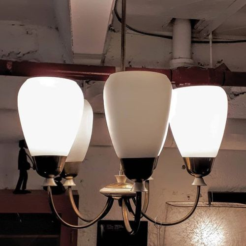 German Light Fixture