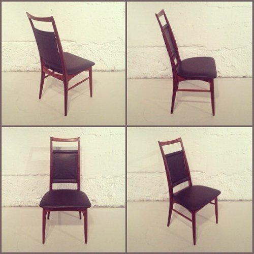 x6 High-Back Dining Chairs
