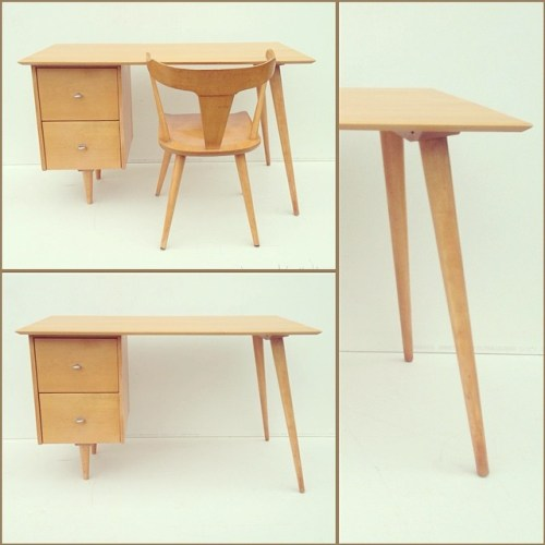 Paul McCobb Desk & Chair