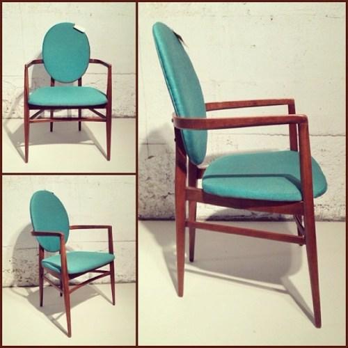 Heywood-Wakefield Occasional Chair