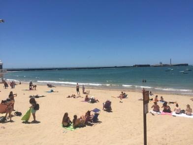 the *ugly* beach