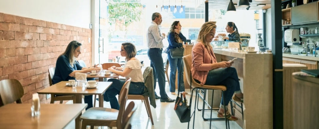 How Profitable are Coffee Shops? ( Small or Large Scale ) - Best Guide coffee machine coffee making coffee cafe  How profitable are Small Scale Local Coffee shops?
