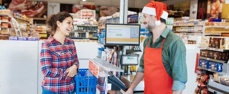 11+ Secret Tips | How to Attract Customers to Your Supermarket 2021 Seasonal campaigns supermarket customer