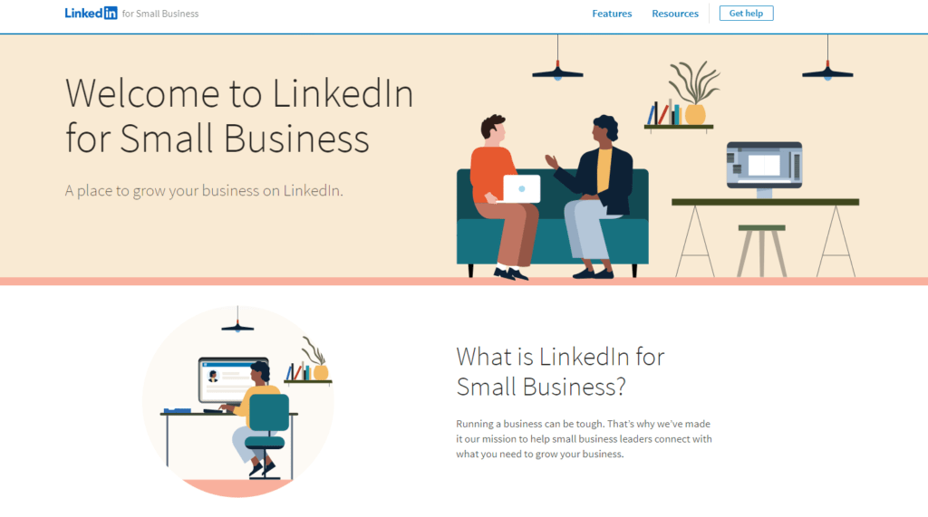 LinkedIn marketing strategy for small business LinkedIn Small Business