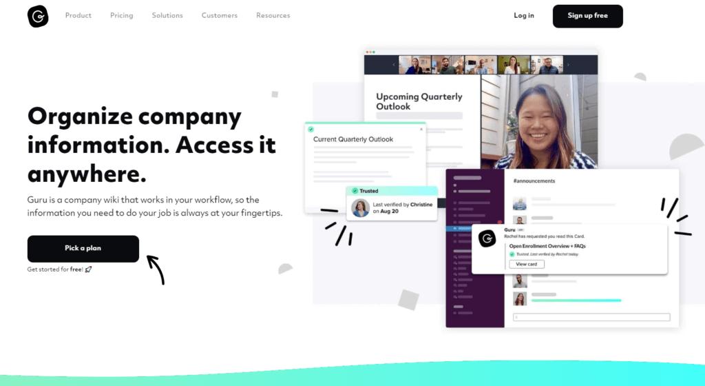 LinkedIn marketing strategy for small business Guru