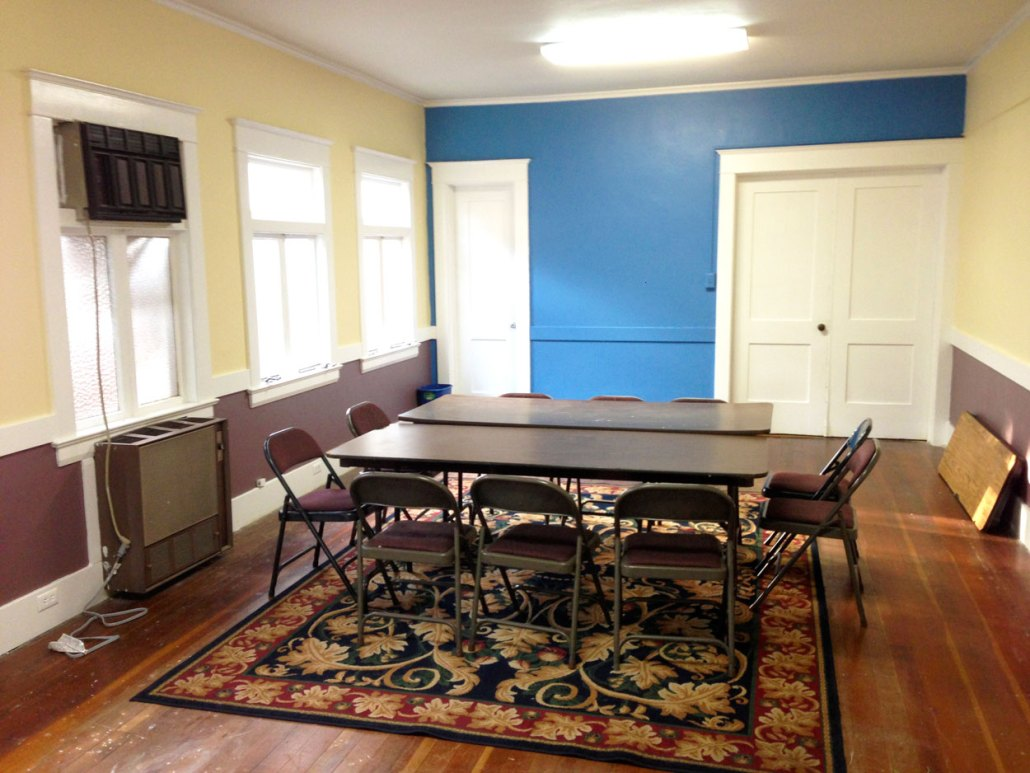 Facility Rental - Founders MCC