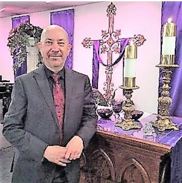 Reverend Keith Mozingo