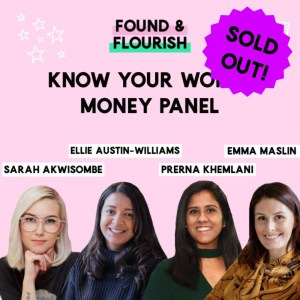 MONEY | Know Your Worth Panel | ONLINE