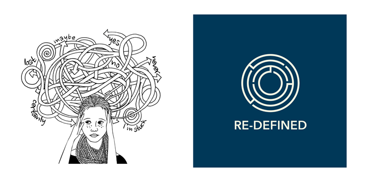 20% off Virtual conference called 'RE-DEFINED'