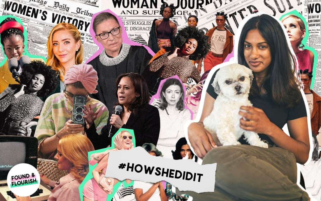 #HOWSHEDIDIT: Meet Aneisha Soobroyen, Founder and CEO of Scrumbles