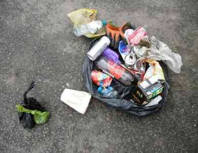 Litter in the coutryside rant