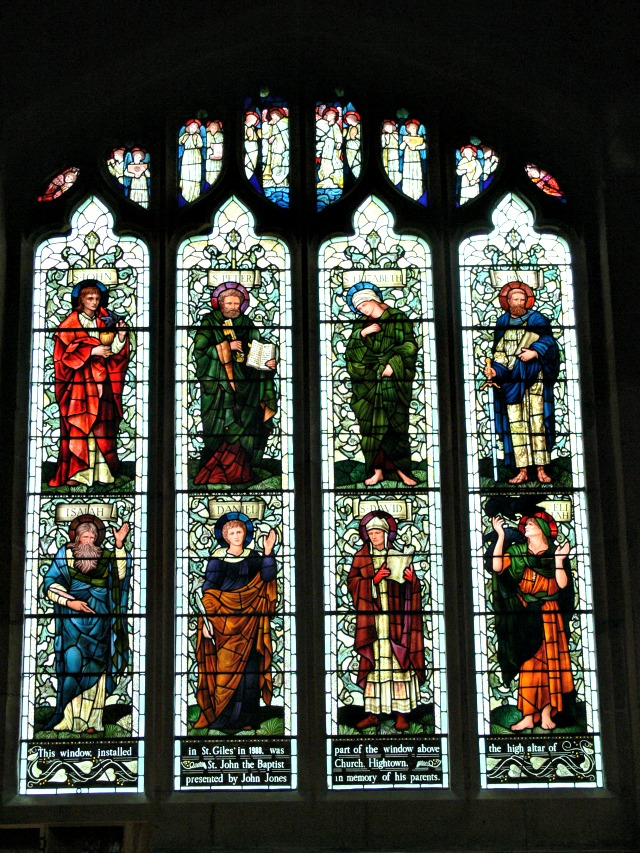 Stained Glass St Giles