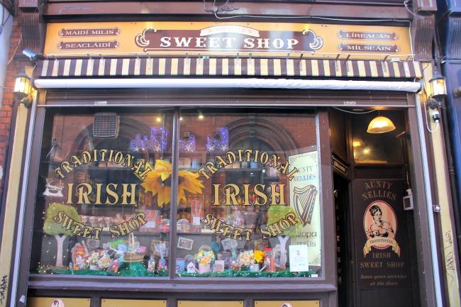 Irish Sweet Shop Dublin
