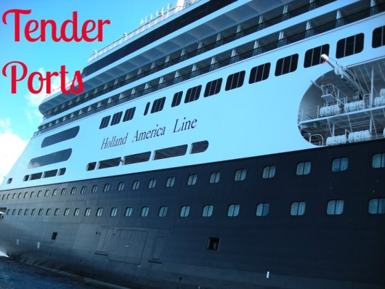 Cruise Ship Tender Port