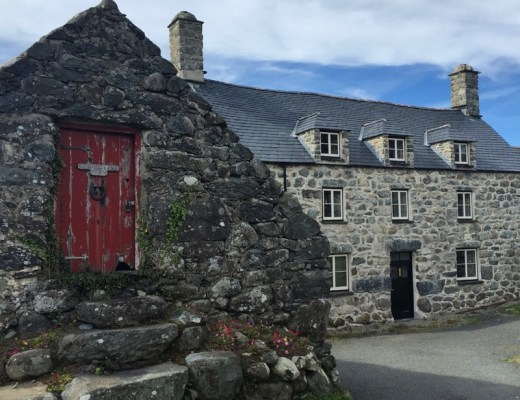 Farmhouse in Wales
