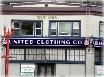 clothing (© 2010 Tisha Clinkenbeard)