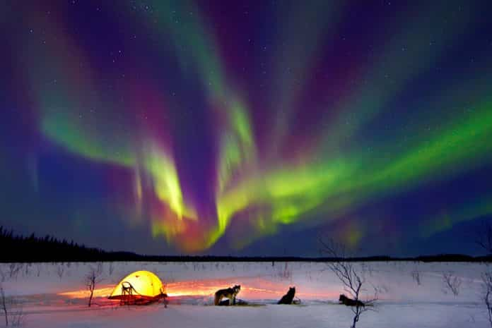 Best Place View Northern Lights