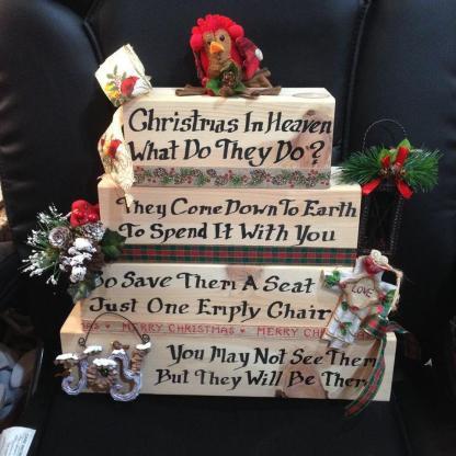 Christmas Remembrance Poem