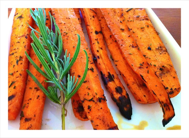 Grilled-Balsamic-Carrots-with-Rosemary