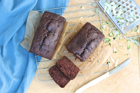 A healthy zucchini bread that conforms to gluten-free and Paleo diets and never disappoints!