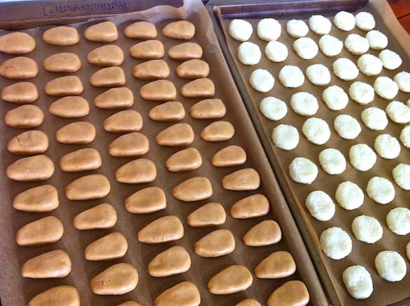 Homemade Peanut Butter Eggs