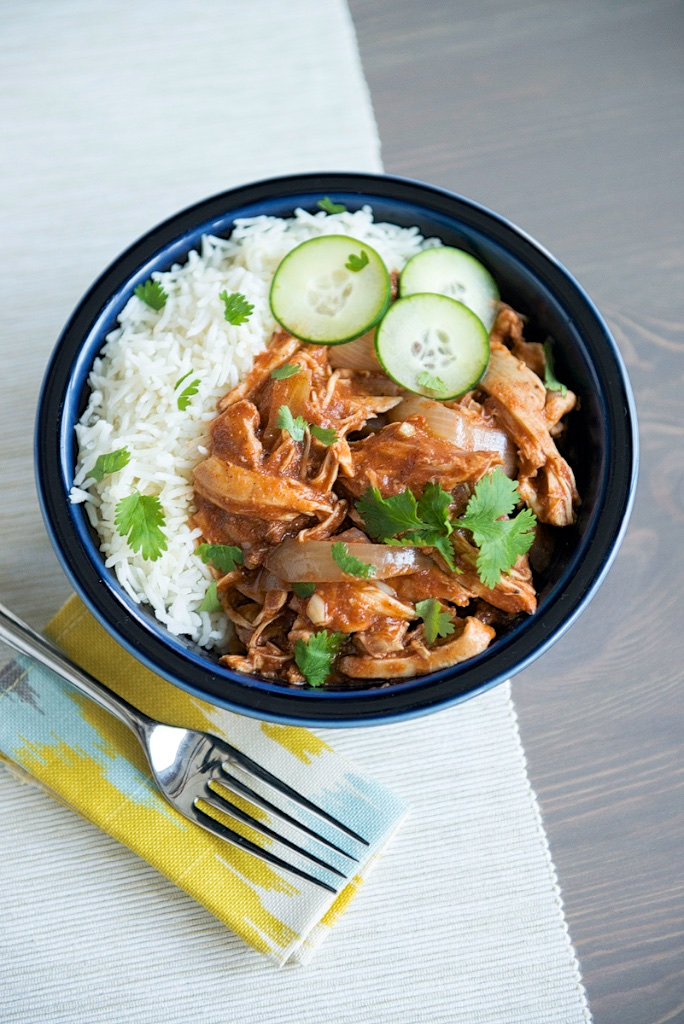 This hands-off slow cooker meal brings great flavor to the table with tremendous ease. The recipe is also flexible, allowing for several complementary substitutions and additions.