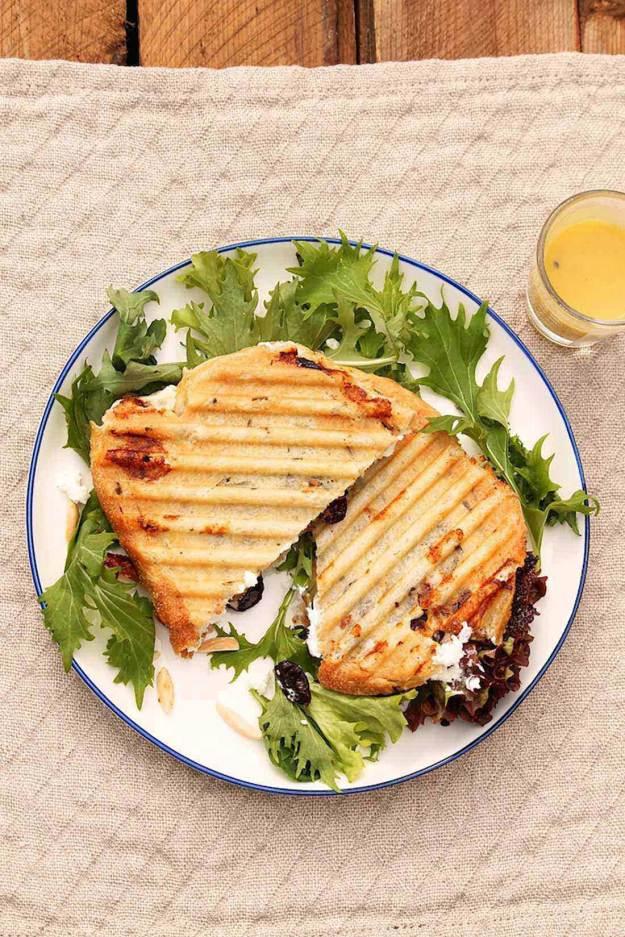 Green Goat Grilled Sandwich