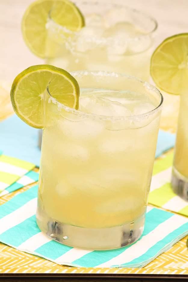 Easy Beer Margaritas