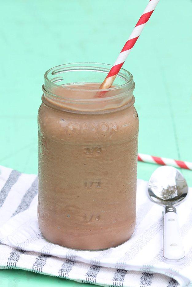 Creamy Chocolate Power Shake