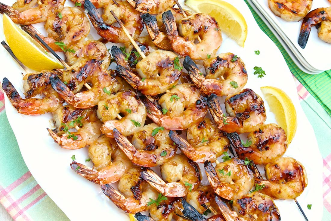 design unico fabbricazione abile a poco prezzo Snappy Honey Grilled Shrimp – The Fountain Avenue Kitchen