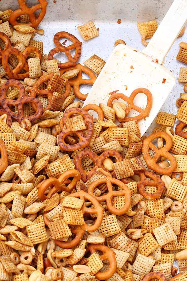 Classic Chex Party Mix